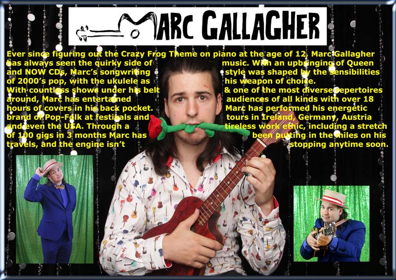 Marc Gallagher