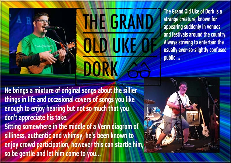 The Grand Old Uke Of Dork
