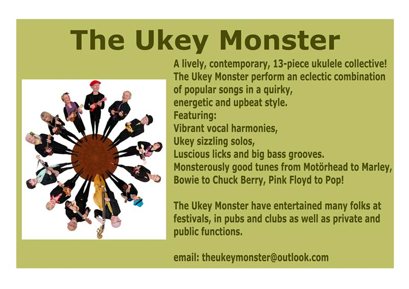 The Ukey Monster