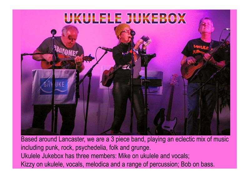 Ukulele Jukebox