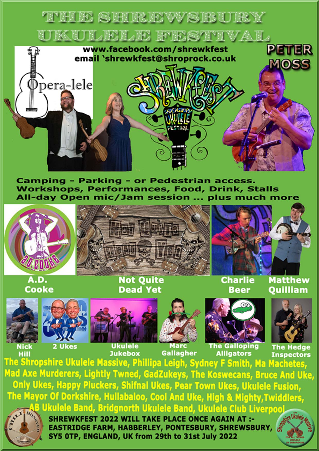 Click Here to go to Shrewkfest Info page